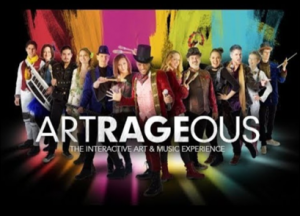 ARTRAGEOUS – Fundraising Event for Geary Community Hospital