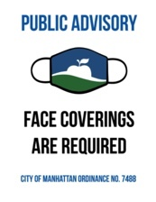 Manhattan Face Covering Ordinance - Press Release