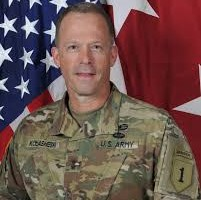 Major General John Kolasheski