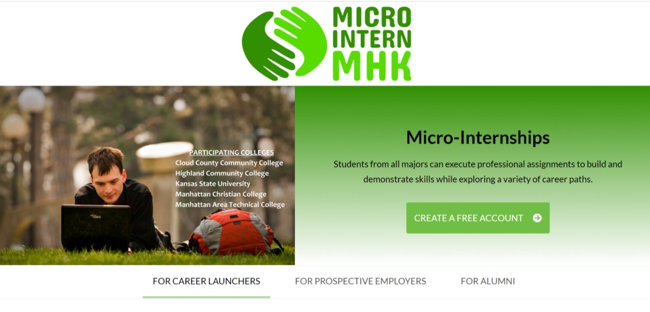 MicroIntern_Website