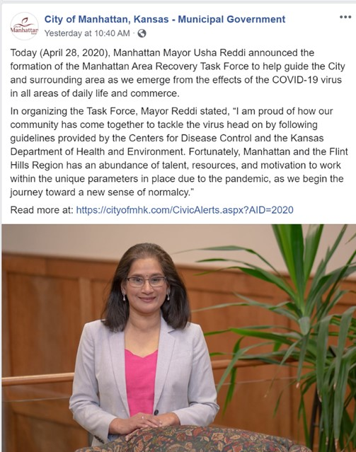 Manhattan Area Recovery Task Force